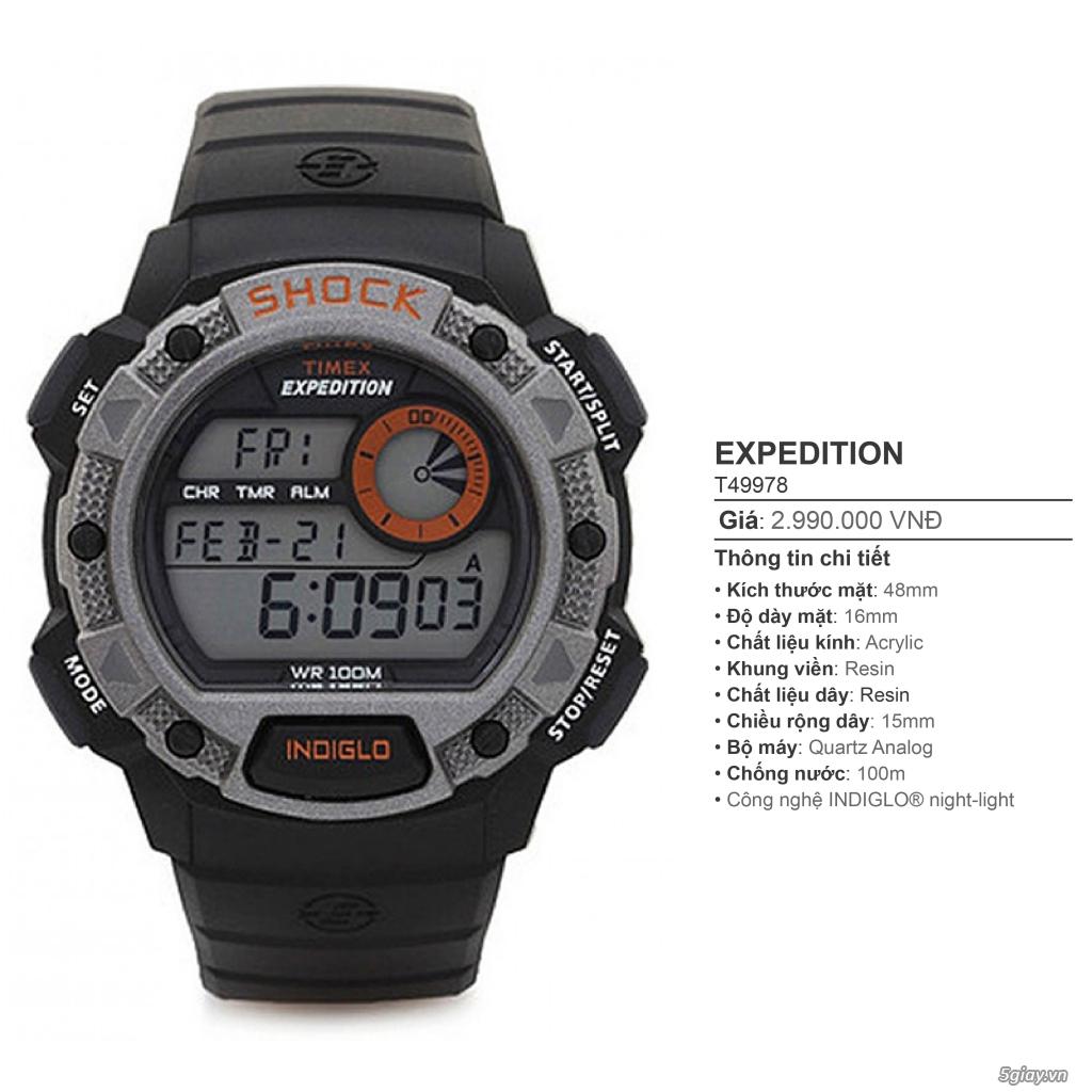 Chuyên Đồng hồ Timex dành cho các bạn Nam - 29