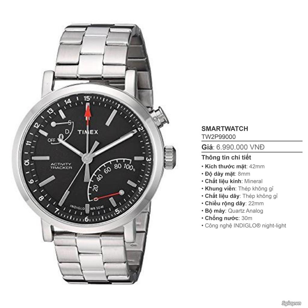 Chuyên Đồng hồ Timex dành cho các bạn Nam - 10