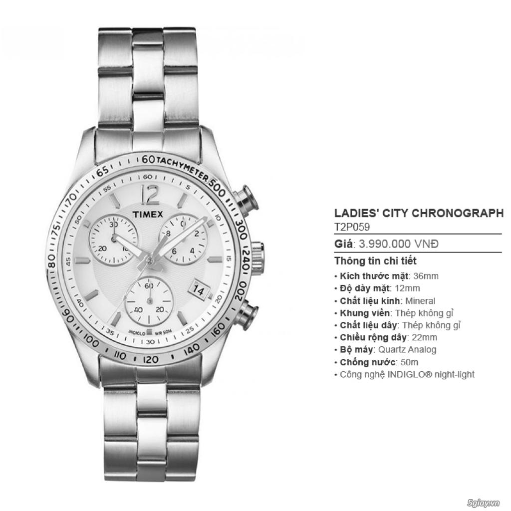 Chuyên Đồng hồ Timex dành cho các bạn Nam - 48