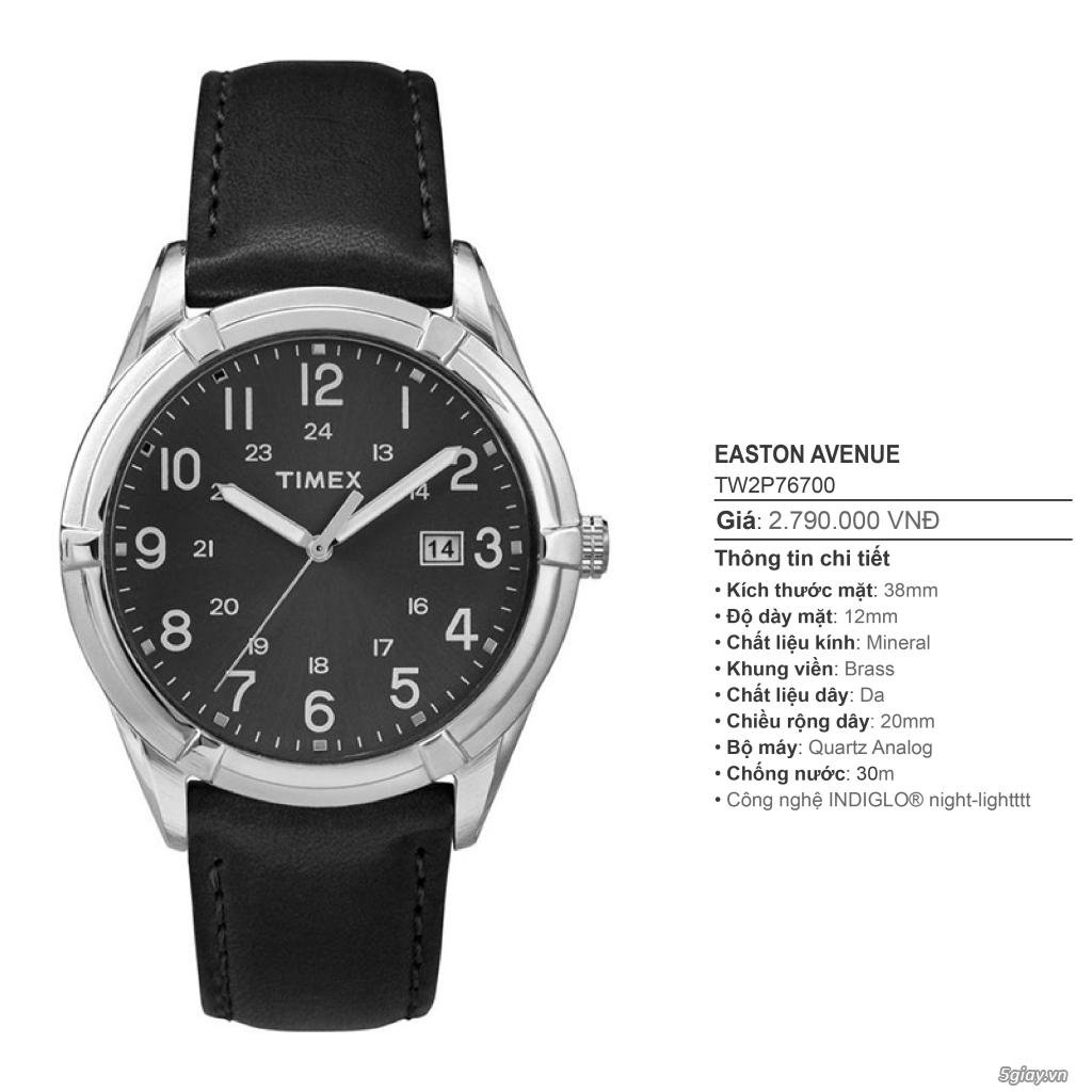 Chuyên Đồng hồ Timex dành cho các bạn Nam - 34