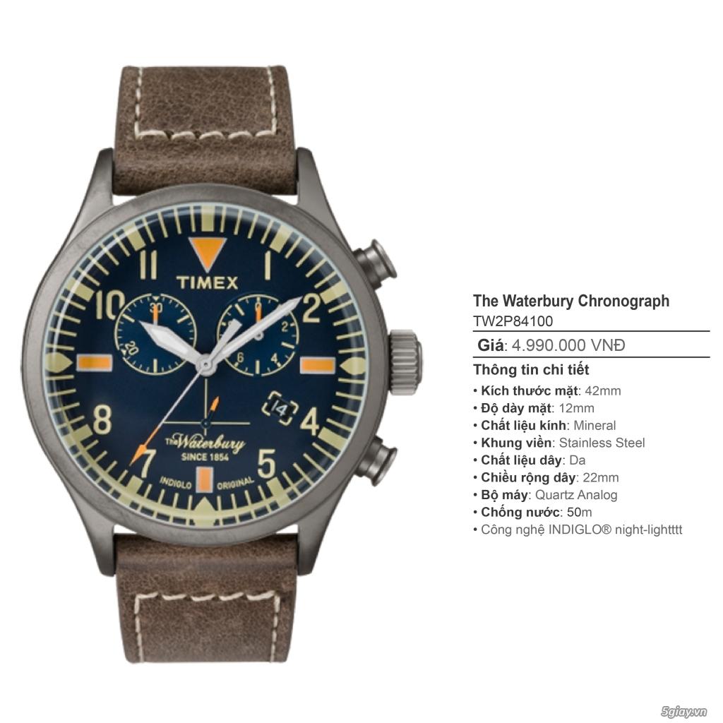 Chuyên Đồng hồ Timex dành cho các bạn Nam - 36