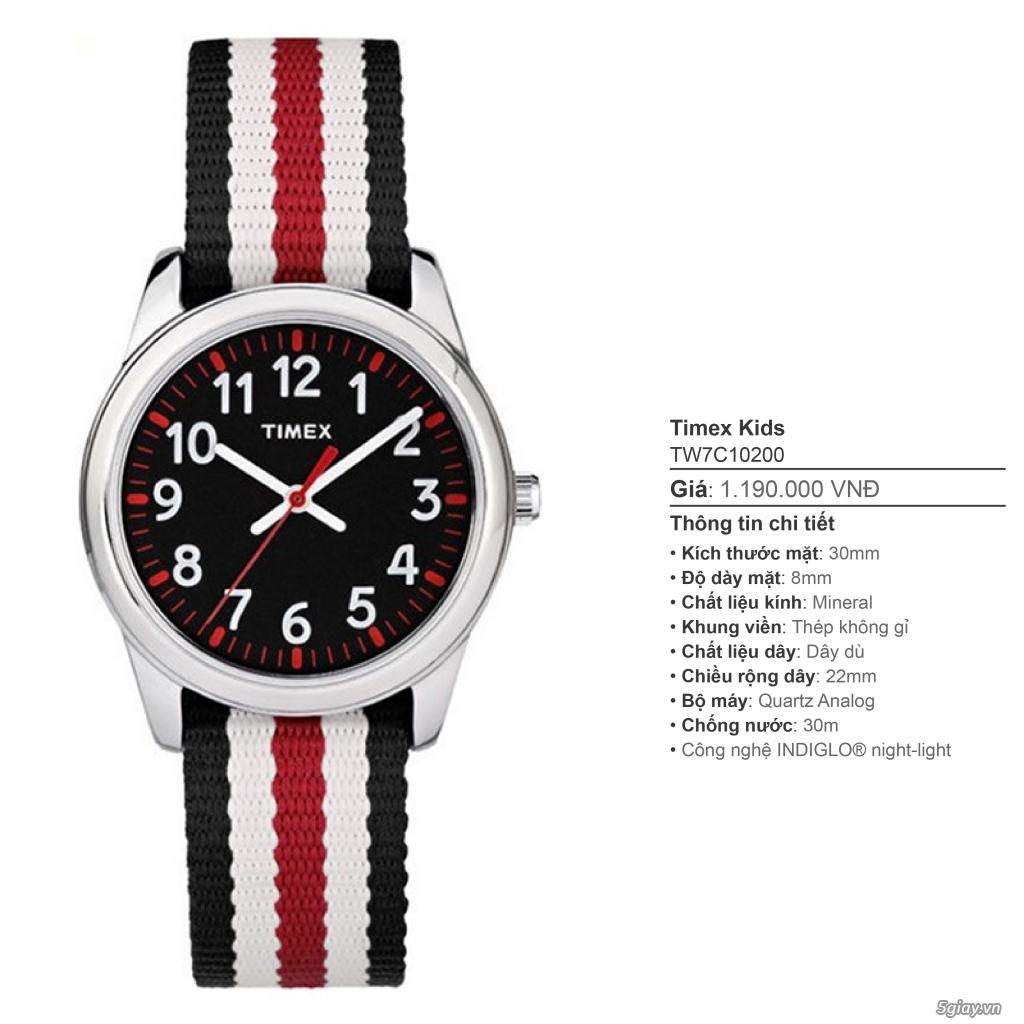 Chuyên Đồng hồ Timex dành cho các bạn Nam - 13