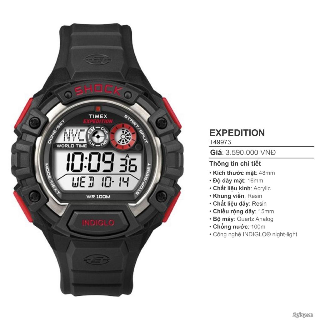 Chuyên Đồng hồ Timex dành cho các bạn Nam - 28