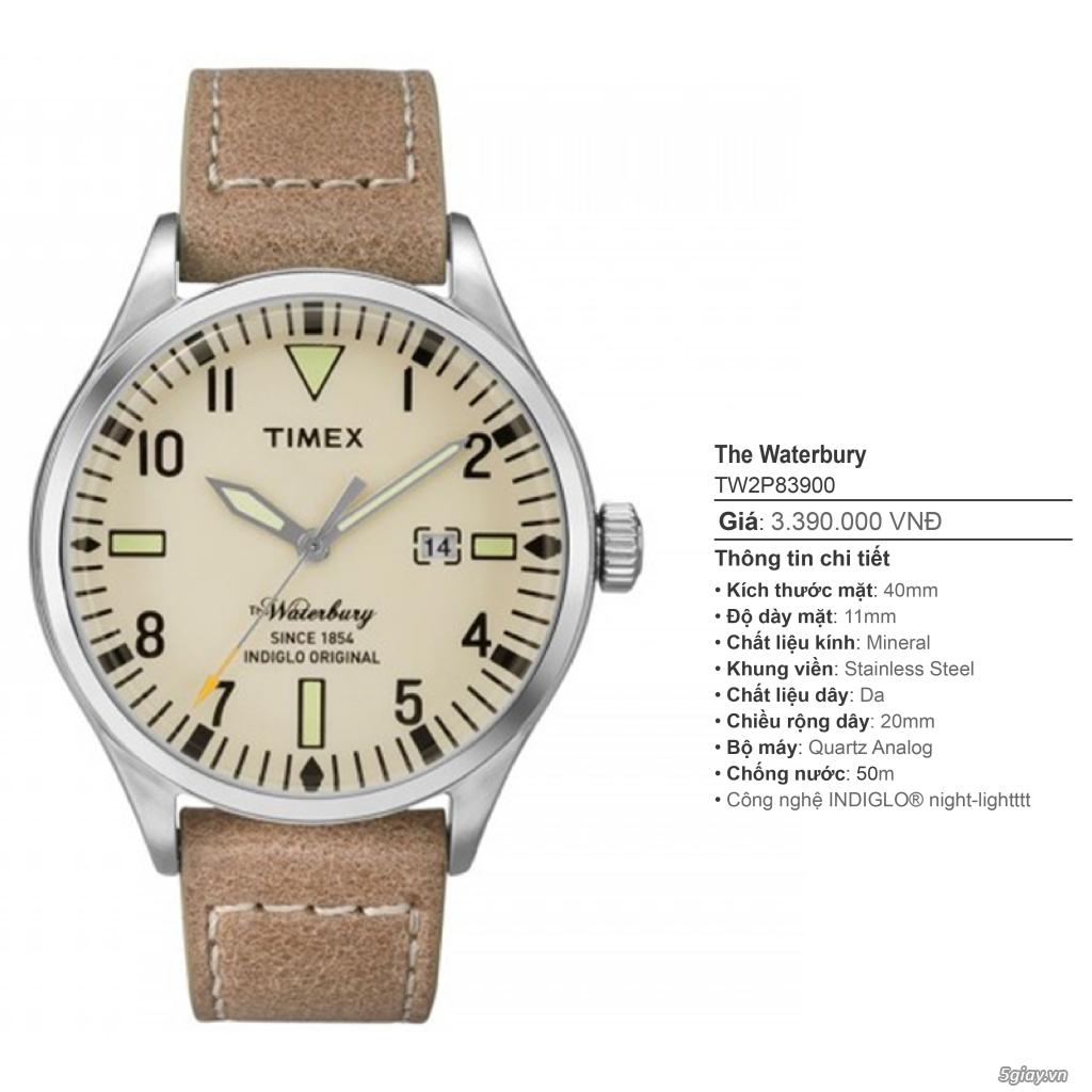 Chuyên Đồng hồ Timex dành cho các bạn Nam - 35