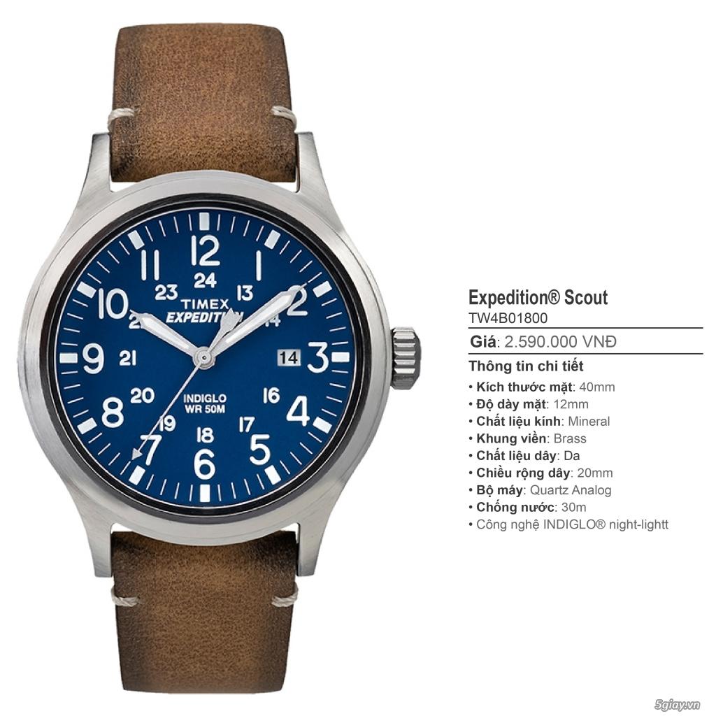 Chuyên Đồng hồ Timex dành cho các bạn Nam - 44