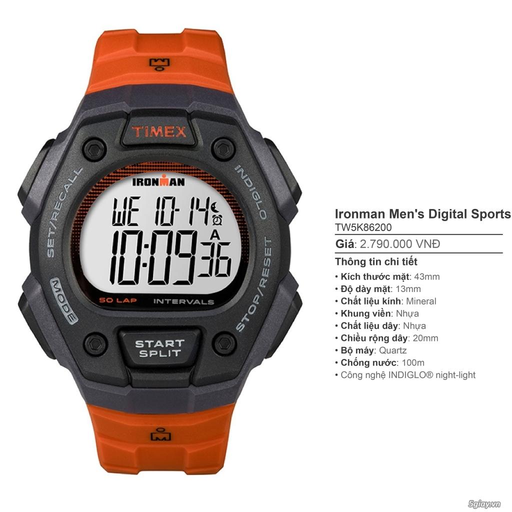 Chuyên Đồng hồ Timex dành cho các bạn Nam - 46