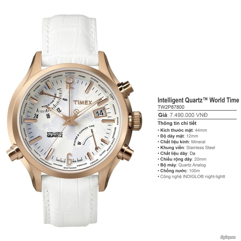 Chuyên Đồng hồ Timex dành cho các bạn Nam - 38