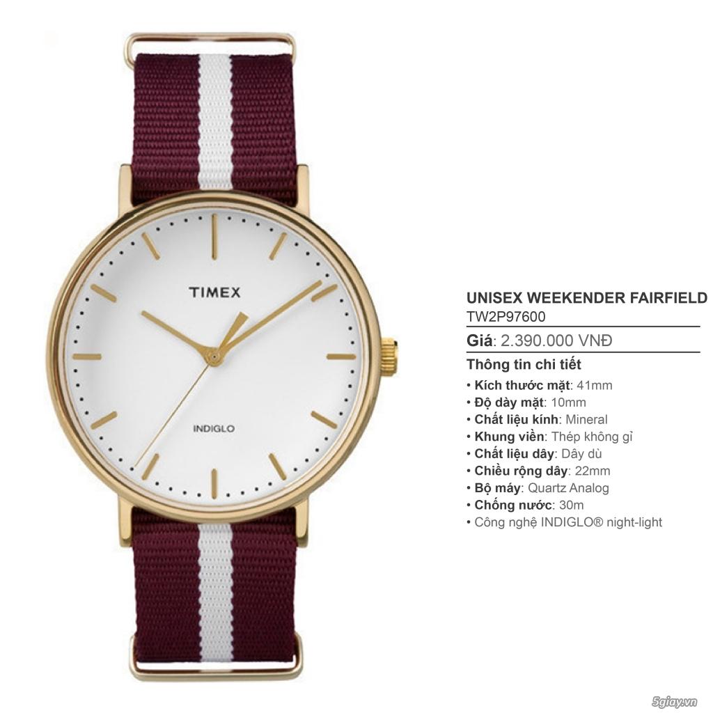 Chuyên Đồng hồ Timex dành cho các bạn Nam - 7