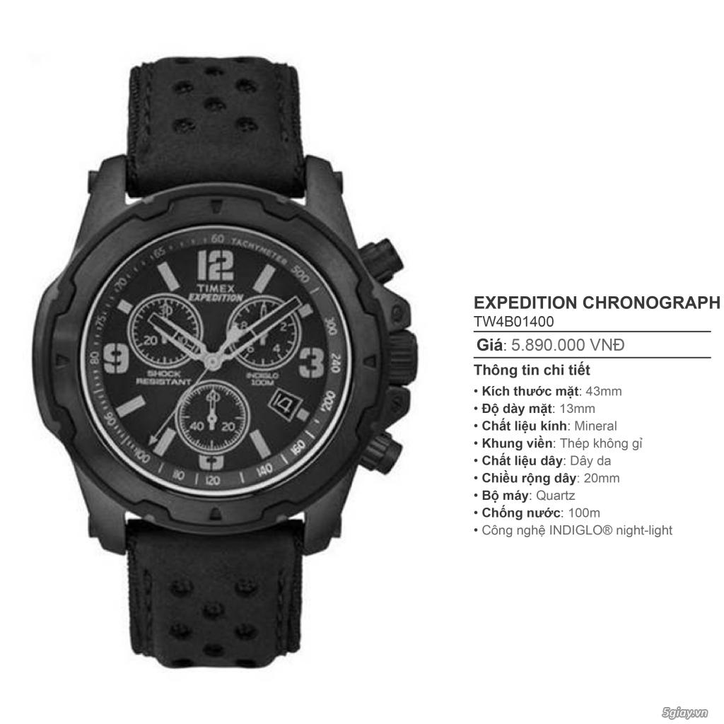 Chuyên Đồng hồ Timex dành cho các bạn Nam - 43