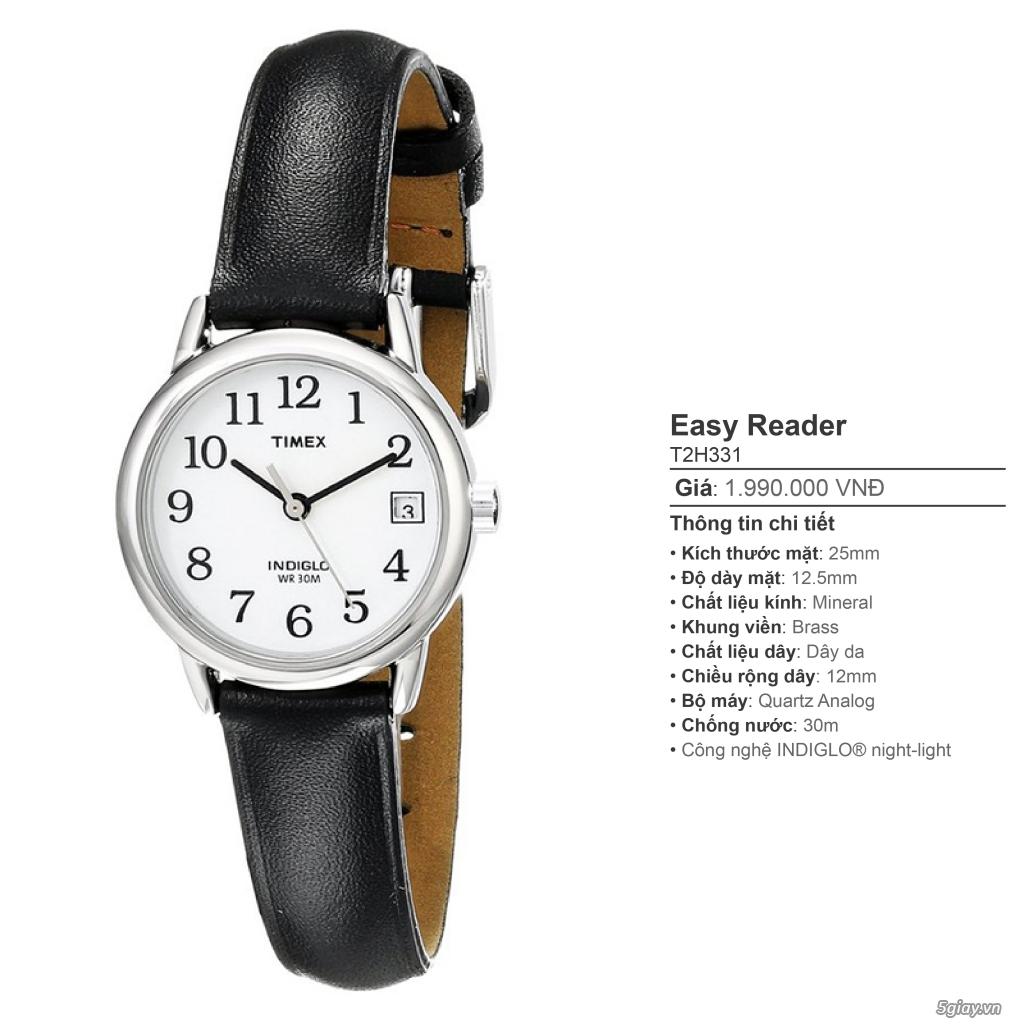 Chuyên Đồng hồ Timex dành cho các bạn Nam - 21