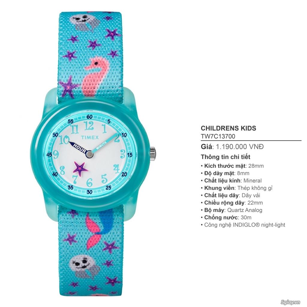 Chuyên Đồng hồ Timex dành cho các bạn Nam - 19