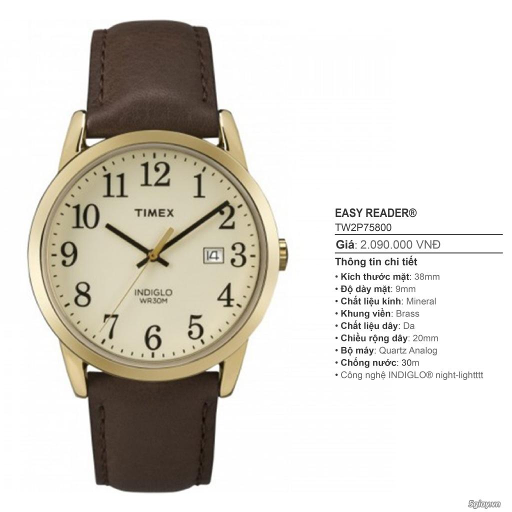 Chuyên Đồng hồ Timex dành cho các bạn Nam - 33