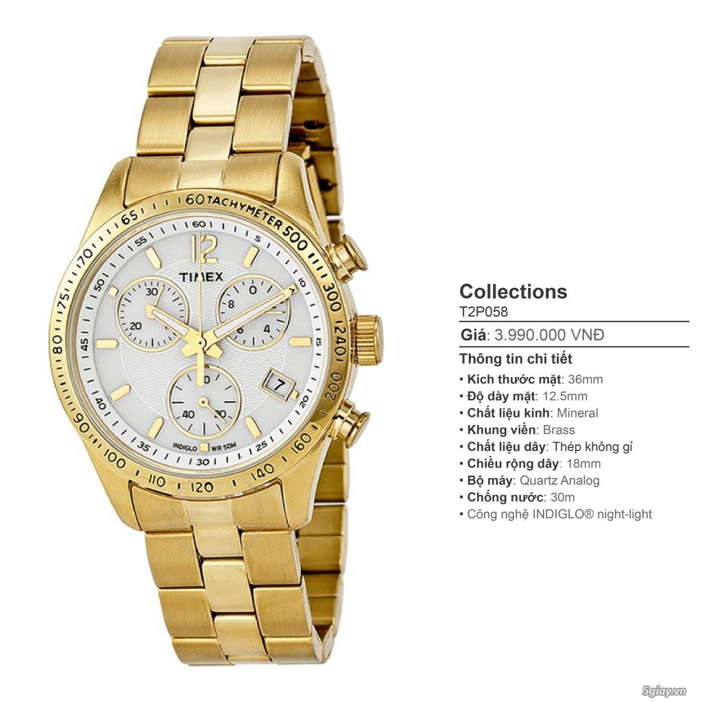 Chuyên Đồng hồ Timex dành cho các bạn Nam - 24