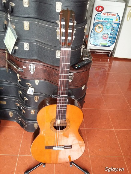 Matsouka guitar  No 30, Matsouka No 100 và Matsouka No 121 Nhật - 1
