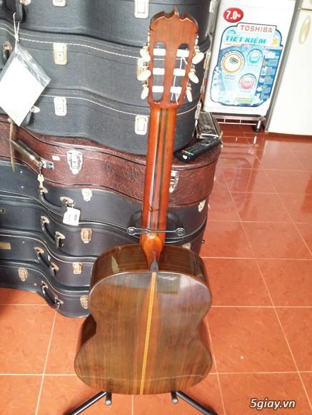 Matsouka guitar  No 30, Matsouka No 100 và Matsouka No 121 Nhật - 4