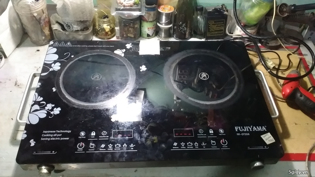 Chuyên sửa bếp hồng ngoại, 0908244258, sửa bếp điện từ, sửa nồi áp suất điện, sửa bếp quang - 21