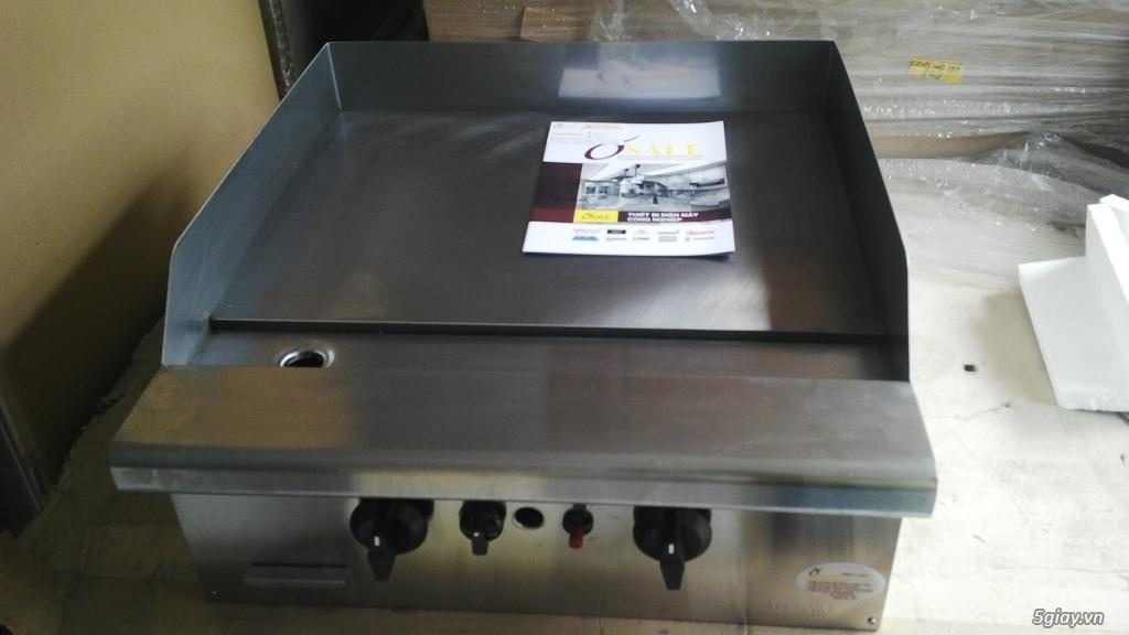 bếp chiên mặt phẳng gas - GG2B - 1