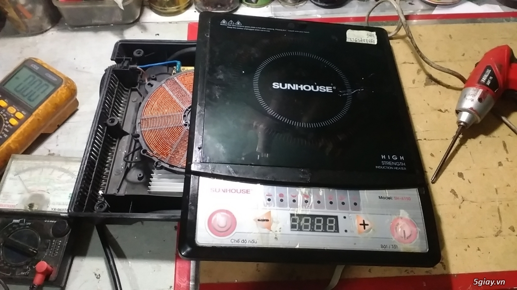 Chuyên sửa bếp hồng ngoại, 0908244258, sửa bếp điện từ, sửa nồi áp suất điện, sửa bếp quang - 24