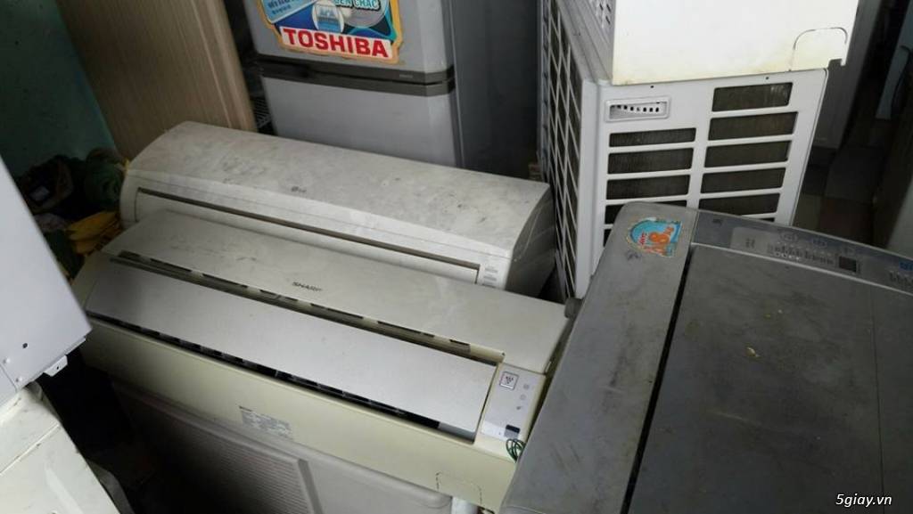 Máy giặt - máy lạnh - tủ lạnh - 9