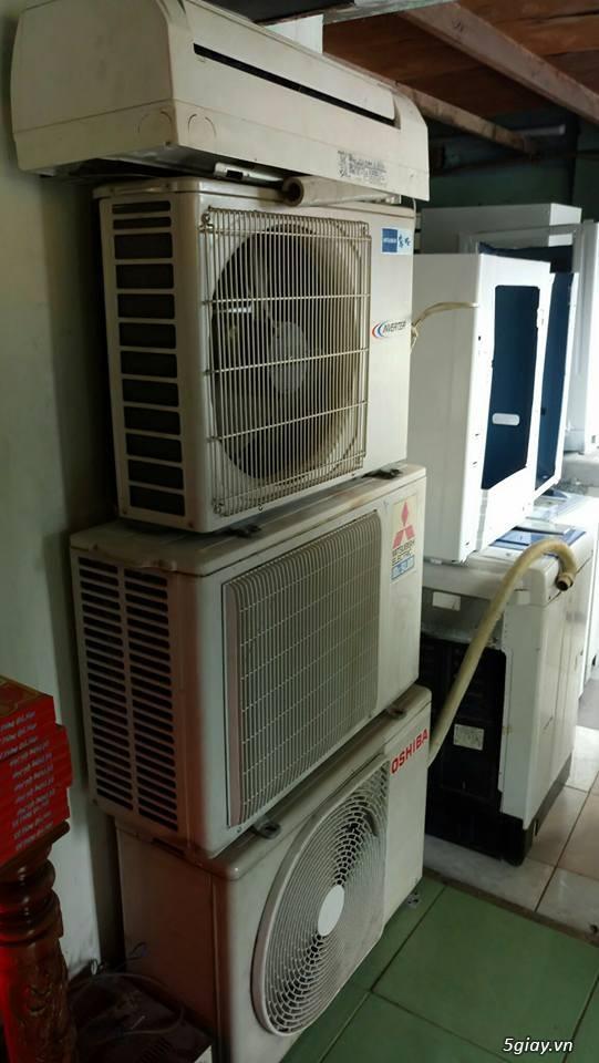 Máy giặt - máy lạnh - tủ lạnh