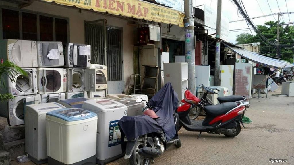 Máy giặt - máy lạnh - tủ lạnh - 4