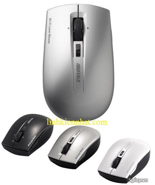 Buffalo Wifi: Modem, Router, Access Point, Repeater, Mouse, Box HDD, đầu phát HD - 6