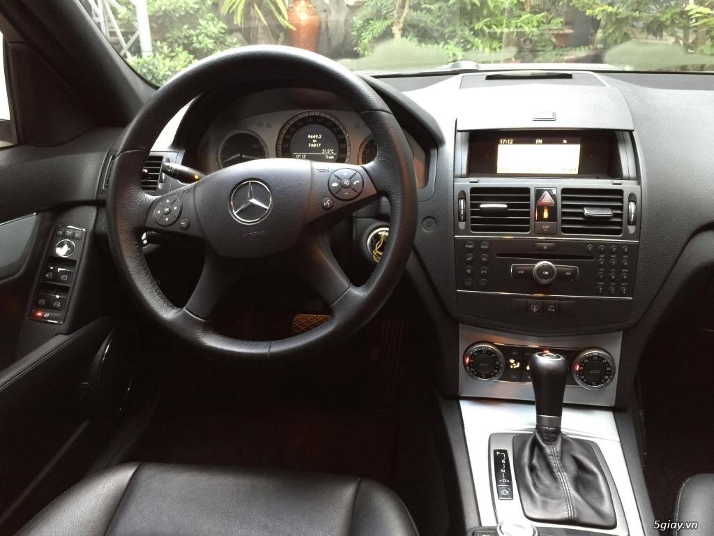 Nh 224 M 236 Nh Cần B 225 N Xe Mercedes C200 Amg 2009 M 224 U đen Số Tđ