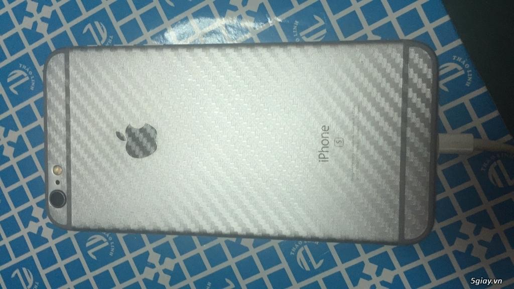 Iphone 6s plus 16gb QT mỹ màu đen xám