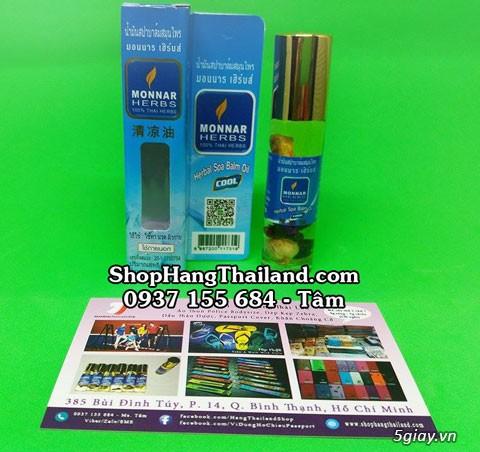 Dầu gió thảo dược Thailand - 11