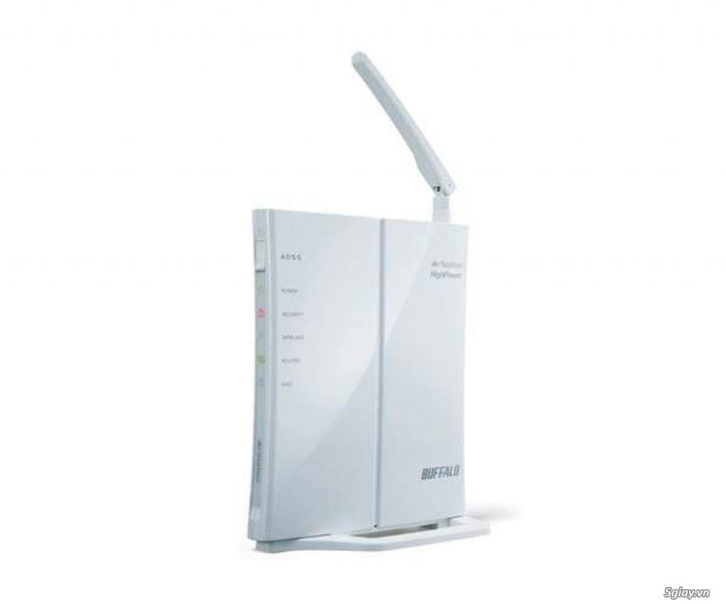 Buffalo Wifi: Modem, Router, Access Point, Repeater, Mouse, Box HDD, đầu phát HD - 10