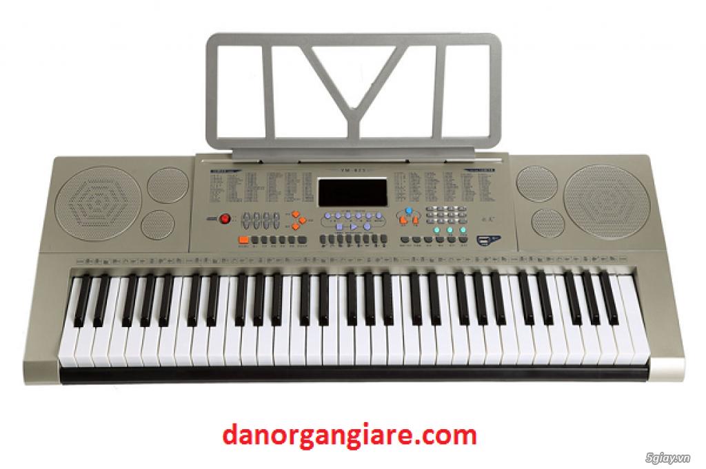 Đàn organ cho trẻ em mới học nhạc, giá 1.65tr có cổng USB