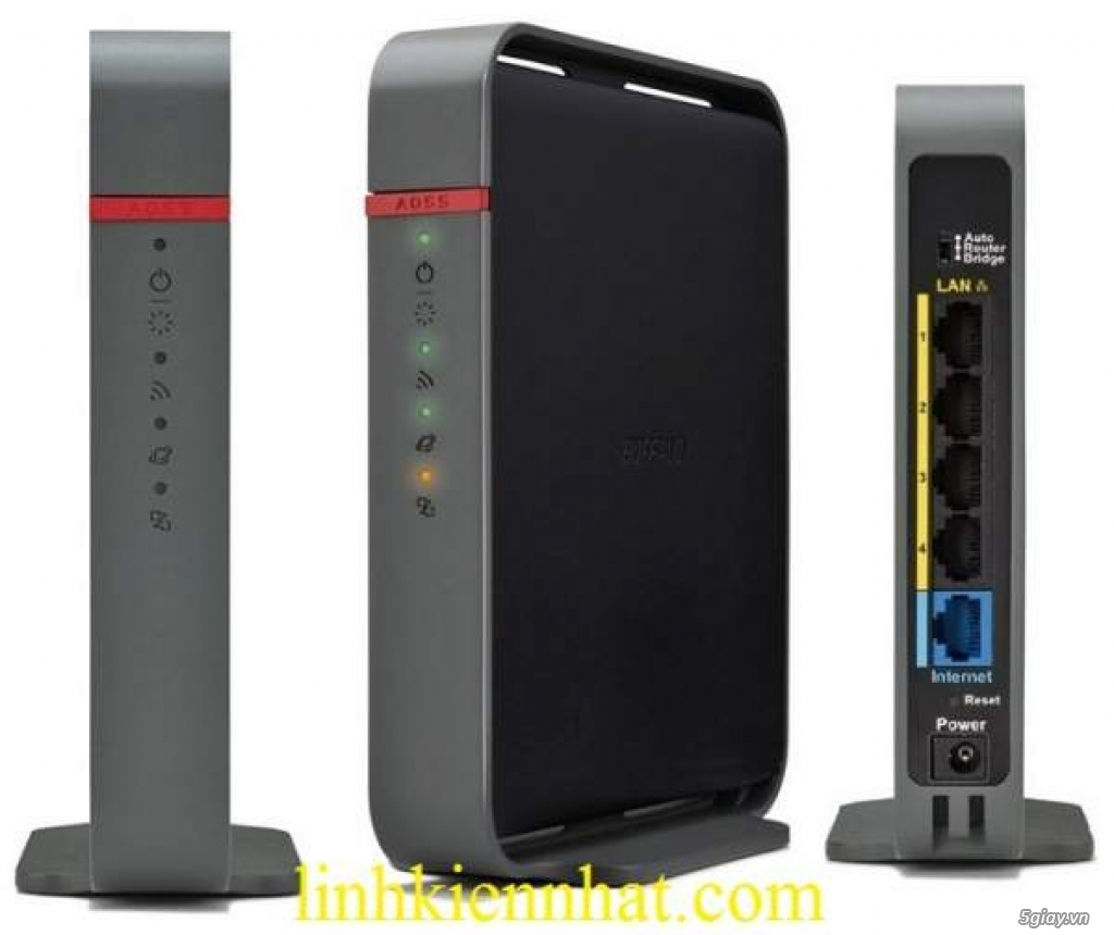 Buffalo Wifi: Modem, Router, Access Point, Repeater, Mouse, Box HDD, đầu phát HD - 13
