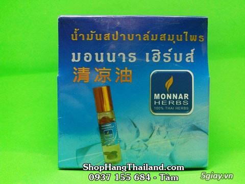 Dầu gió thảo dược Thailand - 3