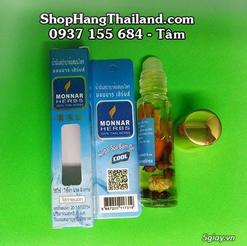 Dầu gió thảo dược Thailand - 9