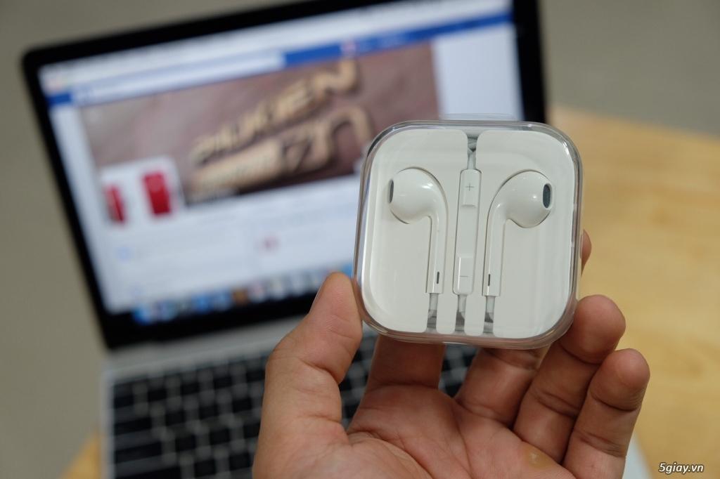 Sạc zin,Cáp zin,Tai nghe zin máy iPhone 6s mới 100% nguyên seal.