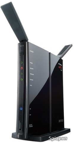 Buffalo Wifi: Modem, Router, Access Point, Repeater, Mouse, Box HDD, đầu phát HD - 12