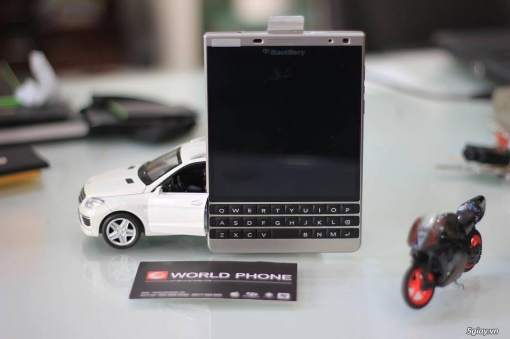 Worldphone-BlackBerry chuyên nghiệp, uy tín 11 năm, P'9983 chỉ 7490k - 2