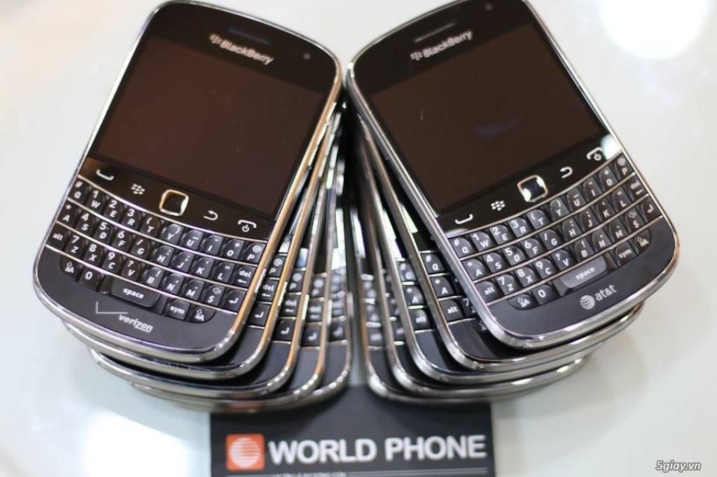 Worldphone-BlackBerry chuyên nghiệp, uy tín 11 năm, P'9983 chỉ 7490k - 7