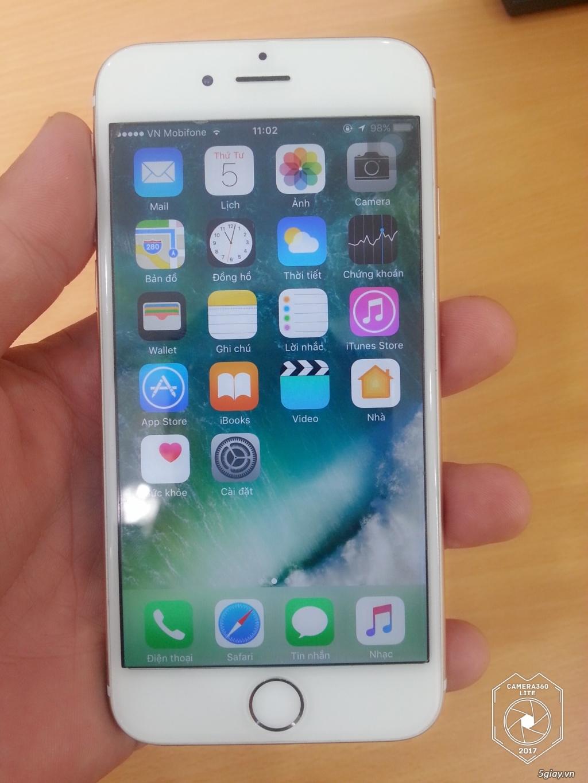 IPhone 6 Gold bản Quốc tế 16G cần bán - 1