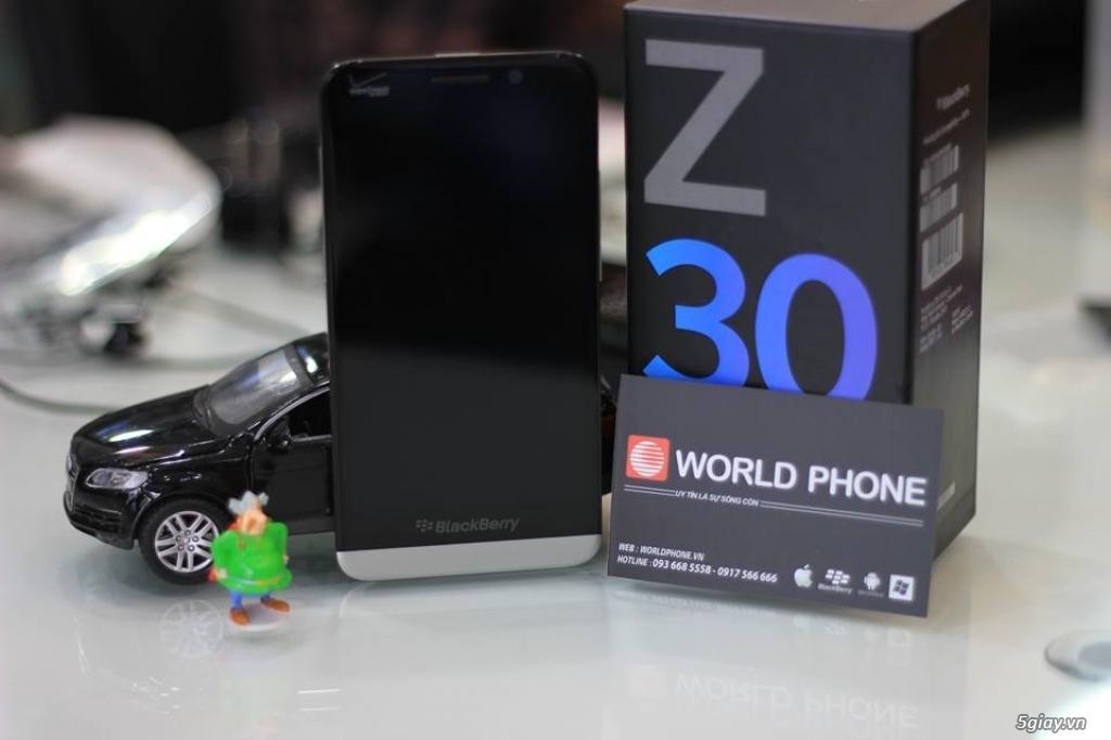 Worldphone-BlackBerry chuyên nghiệp, uy tín 11 năm, P'9983 chỉ 7490k - 5