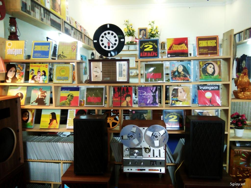 Băng Đĩa Cổ - Trung tâm lưu trữ Băng Cối - Nhạc trước năm 1975 - 2