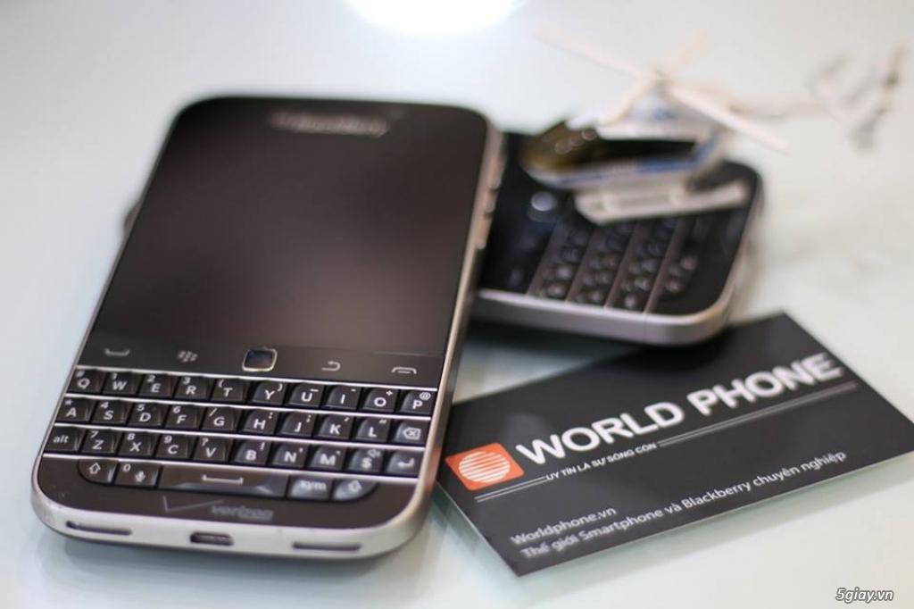 Worldphone-BlackBerry chuyên nghiệp, uy tín 11 năm, P'9983 chỉ 7490k - 4