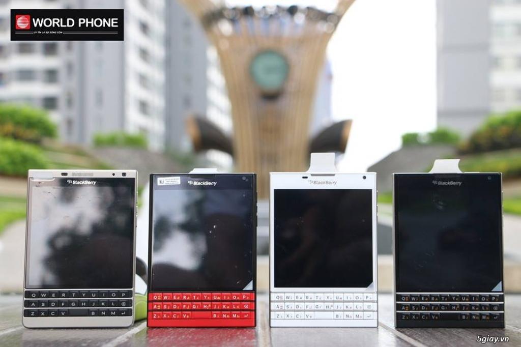 Worldphone-BlackBerry chuyên nghiệp, uy tín 11 năm, P'9983 chỉ 7490k - 3