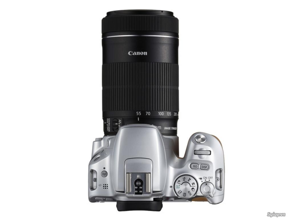 Canon 200D ra mắt Việt Nam giá từ 15,5 triệu đồng - 194992