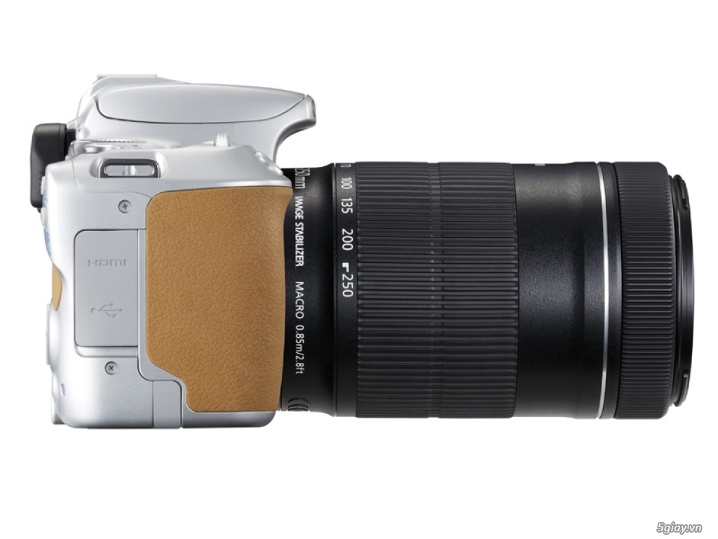Canon 200D ra mắt Việt Nam giá từ 15,5 triệu đồng - 194990