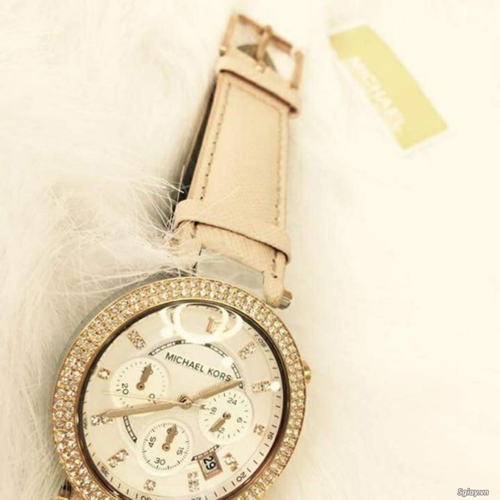 Đồng hồ Micheal Kors nữ full box chính hãng 100% - 20
