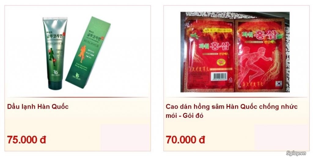 Tp.HCM - Đại lý cấp 1 giá gốc mỹ phẩm Hàn Quốc & Nhật Bản nhập khẩu - 27