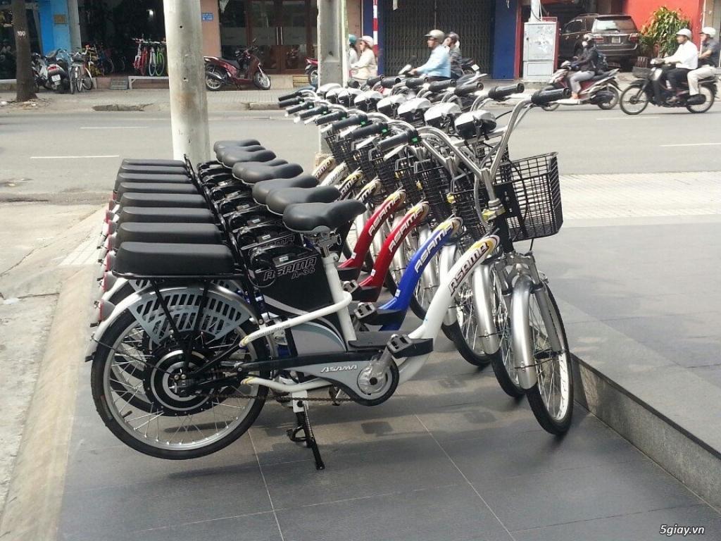 Bán xe đạp điện cũ các loại giá rẻ nhất TPHCM
