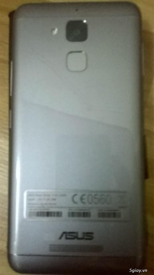 Asus zenfone 3max màu grey