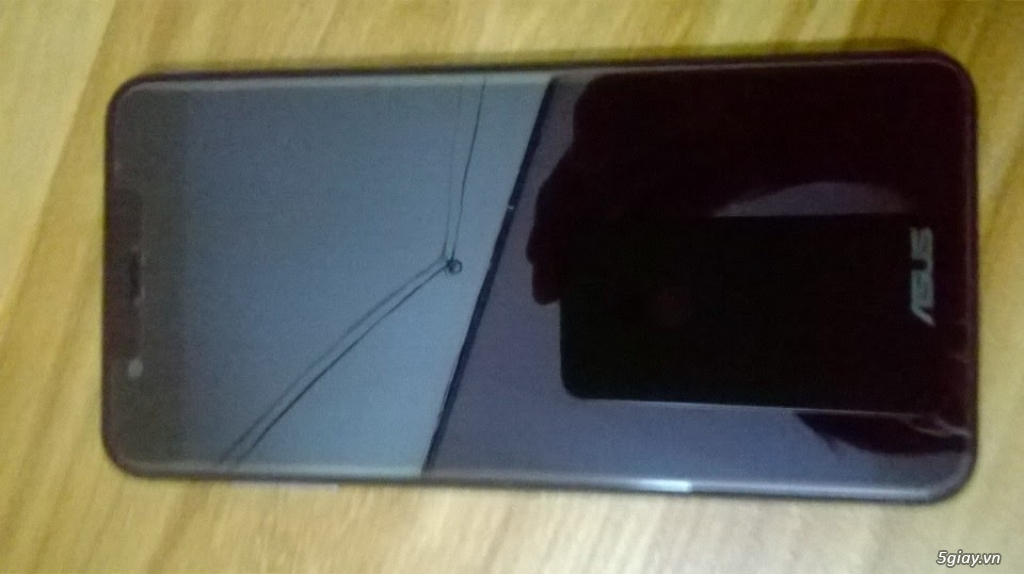 Asus zenfone 3max màu grey - 2